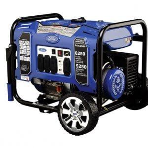 HC104268 - Generador FG6250P 6250W 5250W Ford