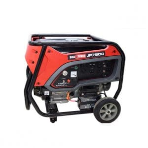 HC106885 - Generador Gas JP6500 13HP Bull Power Cont5.5/MAX6.0KW