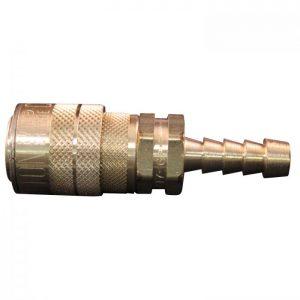 HC127169 - Conector Con Espiga Para Manguera 3/8 Milton 717-6BK