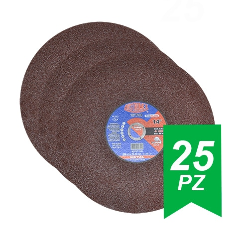 HC43274-1 - Disco De Corte Austromex 733 De 14? X 1/8? X 1? (25pz)