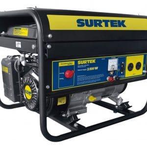 HC87093 - Generador Electrico A Gasolina 2500W Max Surtek GG525